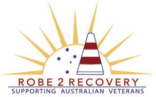 Robe to Recovery Logo